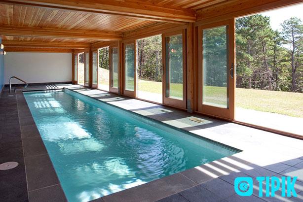 Бассейн в вашем доме - строительство и отделка, важные советы 2