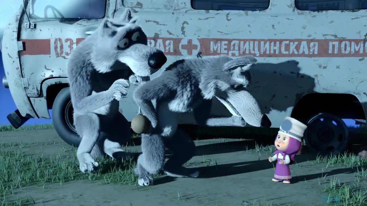Волки-из-мультика-Маша-и-медведь---картинки-и-изображения-12