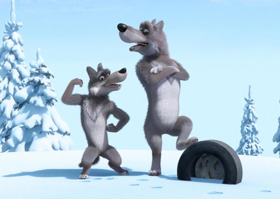 Волки-из-мультика-Маша-и-медведь---картинки-и-изображения-13