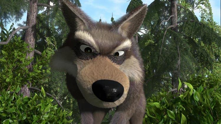 Волки-из-мультика-Маша-и-медведь---картинки-и-изображения-2