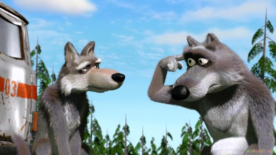 Волки-из-мультика-Маша-и-медведь---картинки-и-изображения-3