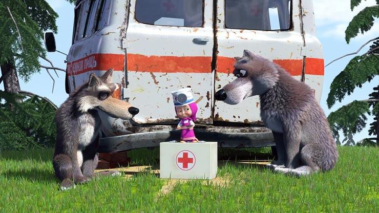 Волки-из-мультика-Маша-и-медведь---картинки-и-изображения-4