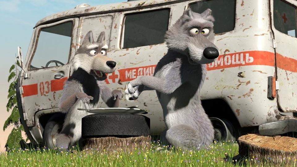 Волки-из-мультика-Маша-и-медведь---картинки-и-изображения-5