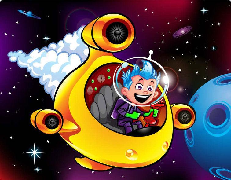 Детские-картинки-на-тему-космос---красивые,-интересные-и-захватывающие-7