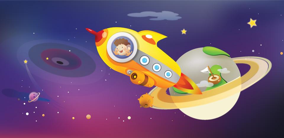 Детские-картинки-на-тему-космос---красивые,-интересные-и-захватывающие-9
