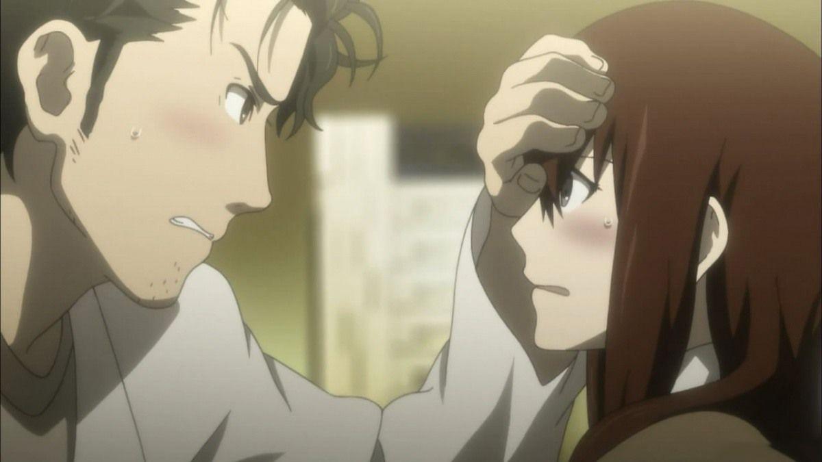 Красивые-картинки-Курису-Макисэ-и-Ринтаро-Окабэ---Врата-Штейна-8