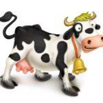 Красивые-картинки-коровы-для-детей---познавательные-рисунки-8