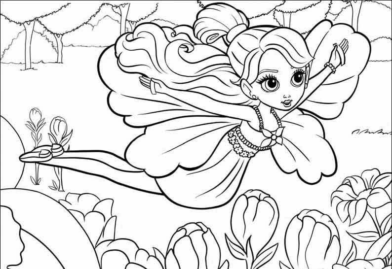 Прикольные-картинки-для-раскраски-для-девочек---распечатать-рисунки-8