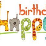Скачать прикольные и красивые гифки С Днем Рождения - очень милые главная