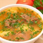 Как приготовить сытные Щи с Бараниной - вкусный рецепт 1