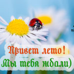 Красивые открытки поздравления с Днем Лета - самые лучшие 11