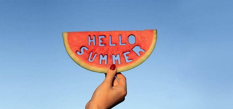 Красивые открытки поздравления с Днем Лета - самые лучшие 2