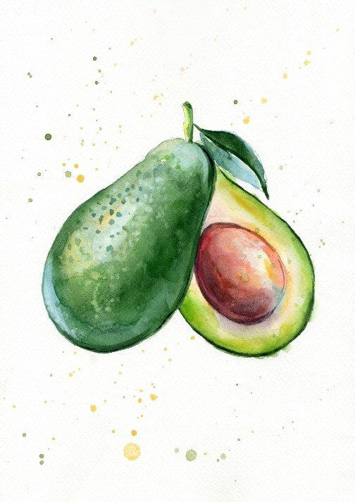 Цветные овощи и фрукты картинки для детей - красивые и прикольные 11
