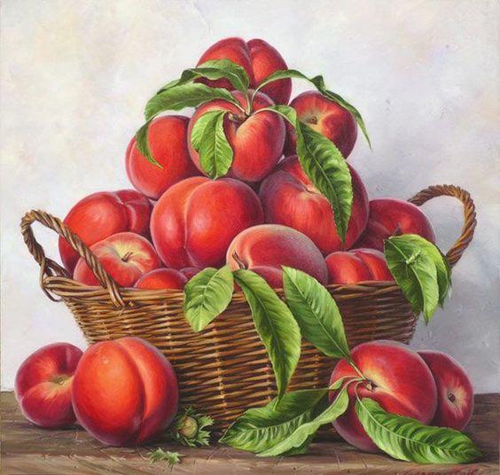Цветные овощи и фрукты картинки для детей - красивые и прикольные 15