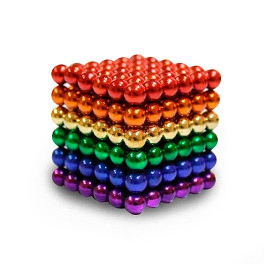 Как играют в неокуб - основные свойства головоломки 1