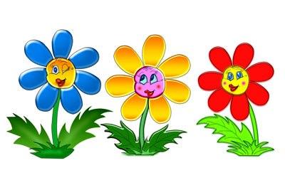 Очень красивые детские и интересные картинки цветов для детей - сборка 11