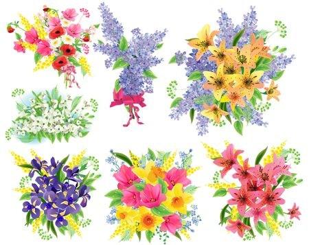 Очень красивые детские и интересные картинки цветов для детей - сборка 5