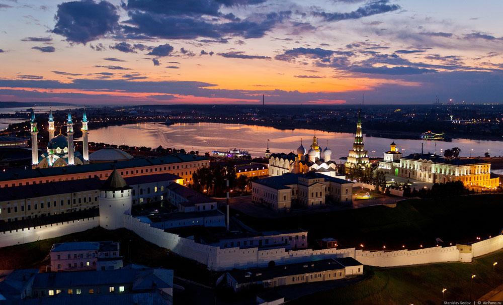 Красивые картинки ночных городов - подборка 20 фото 20