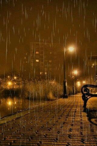 Красивые картинки дождя на заставку телефона - подборка 2018 1