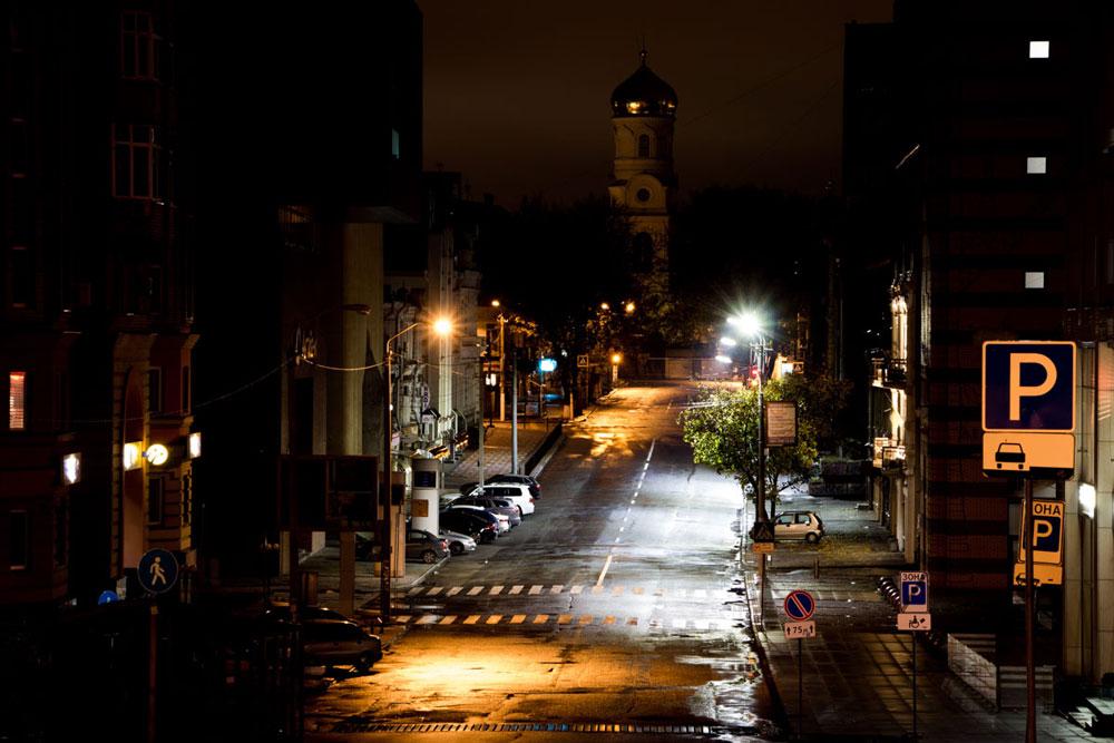 Красивые картинки ночных городов - подборка 20 фото 8