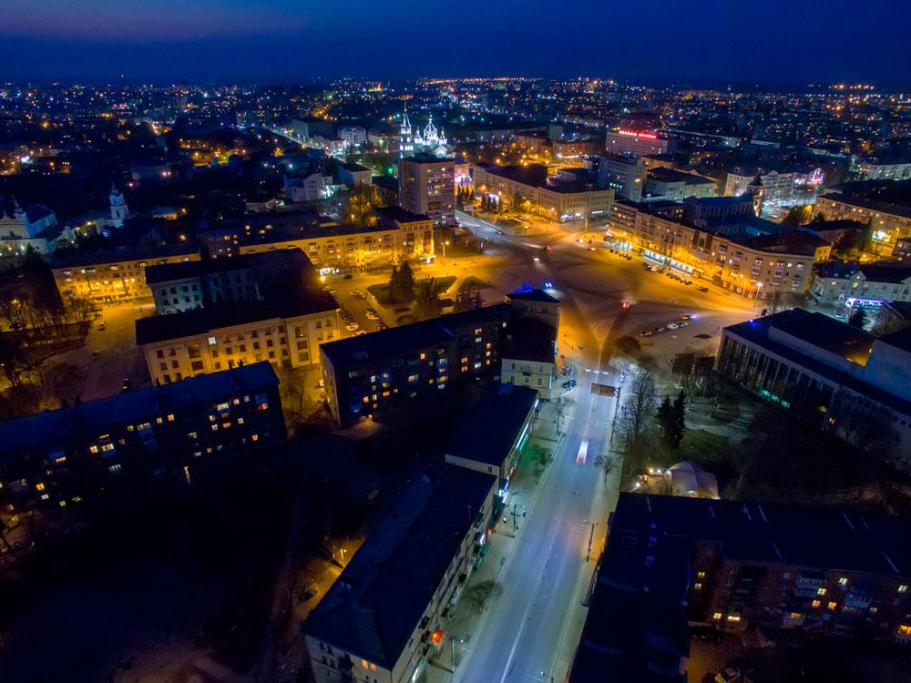 Красивые картинки ночных городов - подборка 20 фото 7