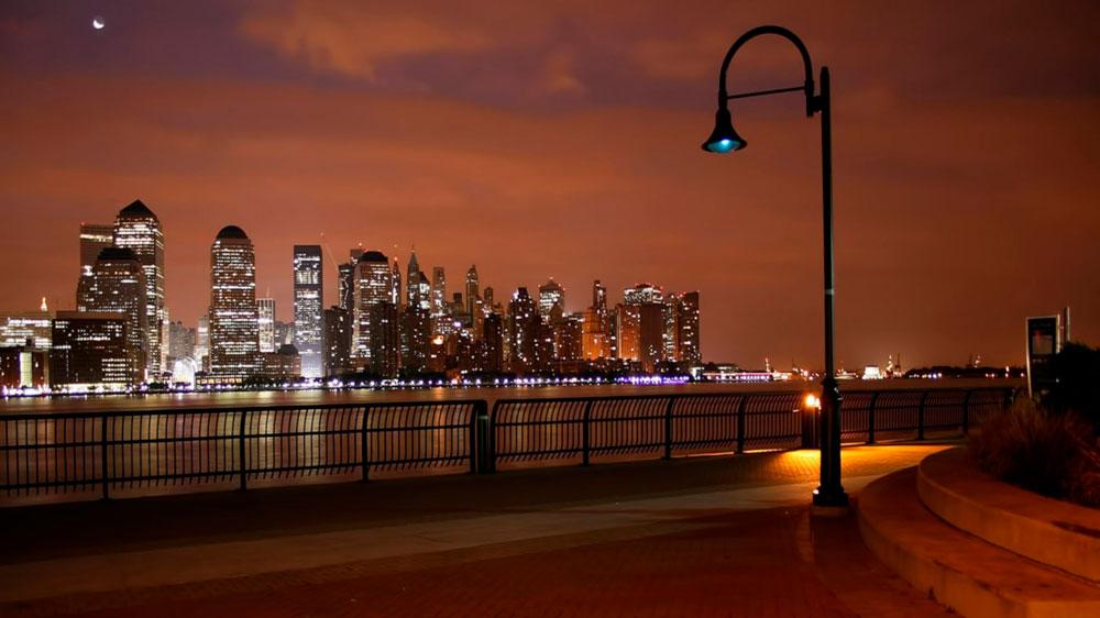 Красивые картинки ночных городов - подборка 20 фото 6