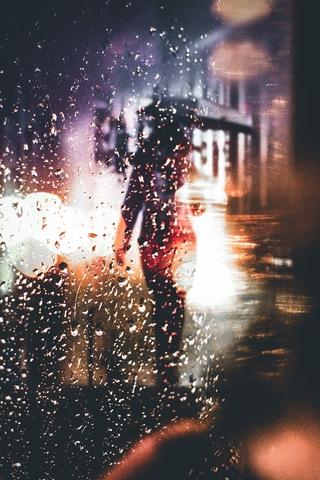 Красивые картинки дождя на заставку телефона - подборка 2018 5