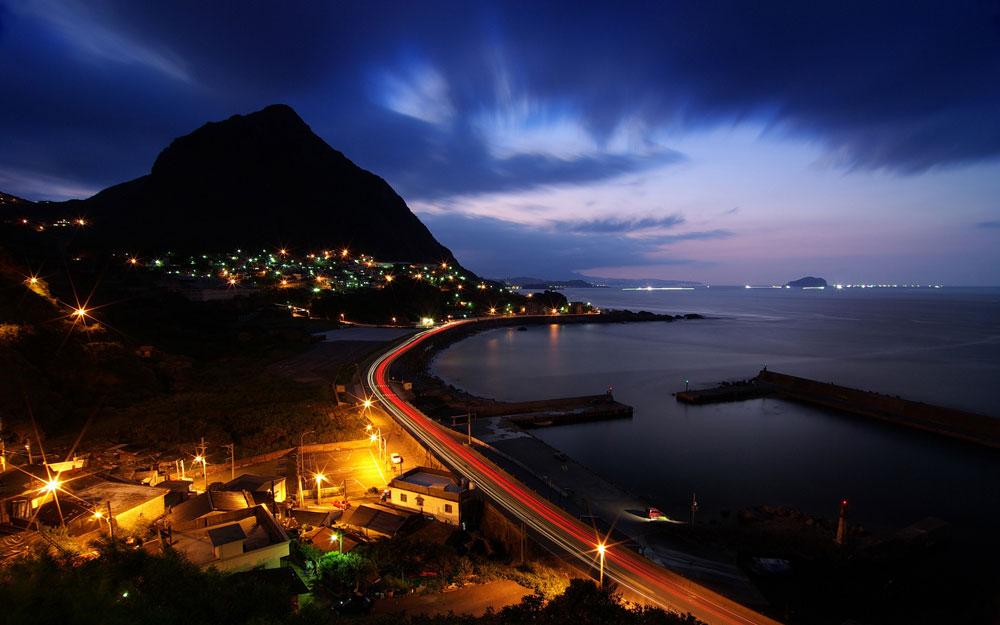 Красивые картинки ночных городов - подборка 20 фото 14