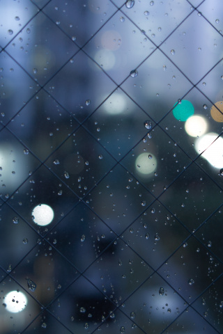 Красивые картинки дождя на заставку телефона - подборка 2018 12