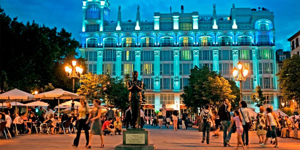 Красивые картинки ночных городов - подборка 20 фото 17