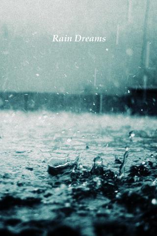Красивые картинки дождя на заставку телефона - подборка 2018 14