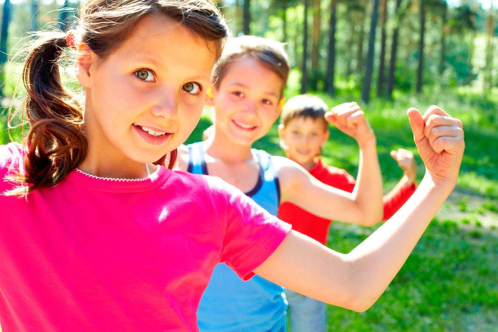 """Красивые картинки """"Здоровый образ жизни"""" для детей - подборка 3"""