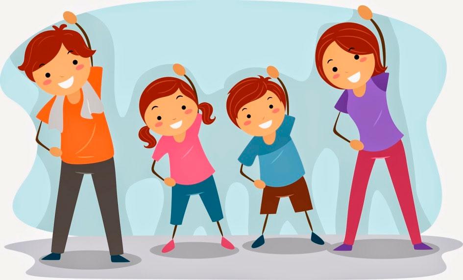 """Красивые картинки """"Здоровый образ жизни"""" для детей - подборка 5"""
