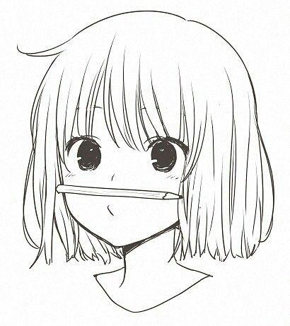 Скачать картинки для срисовки для девочек - прикольная подборка 15