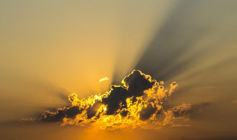Красивые картинки заката Солнца - самые восхитительные 1
