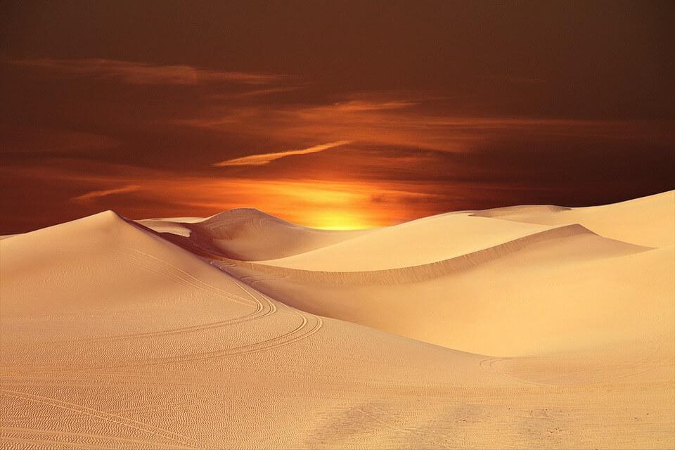Красивые картинки заката Солнца - самые восхитительные 2
