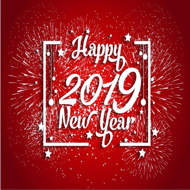 Скачать красивые и интересные картинки про Новый год 2019 13