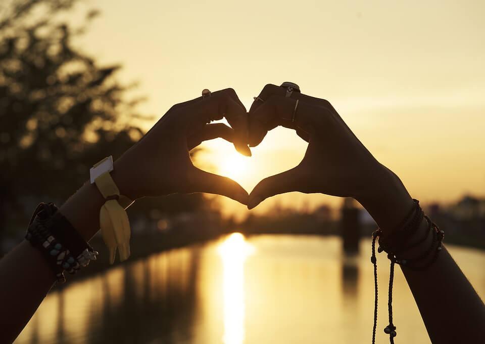 Красивые картинки заката Солнца - самые восхитительные 3
