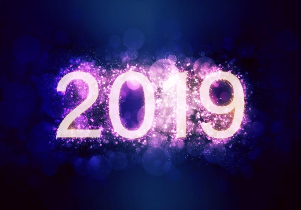 Скачать красивые и интересные картинки про Новый год 2019 15