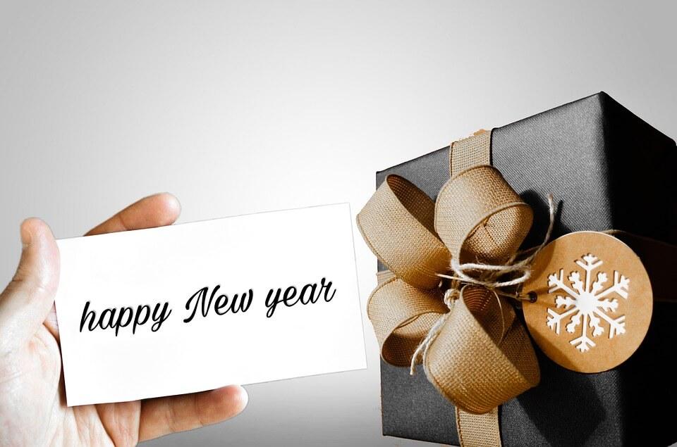 Скачать красивые и интересные картинки про Новый год 2019 16