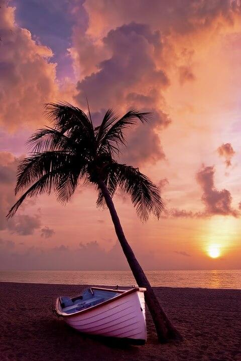 Красивые картинки заката Солнца - самые восхитительные 5