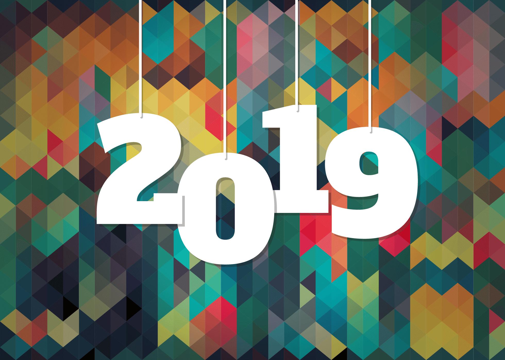 Скачать красивые и интересные картинки про Новый год 2019 23