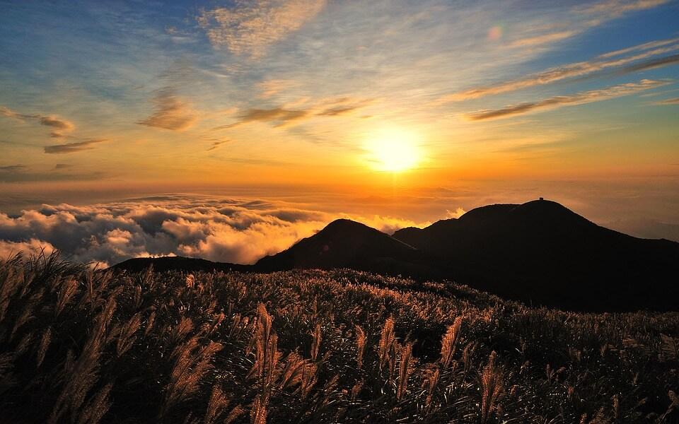 Красивые картинки заката Солнца - самые восхитительные 6