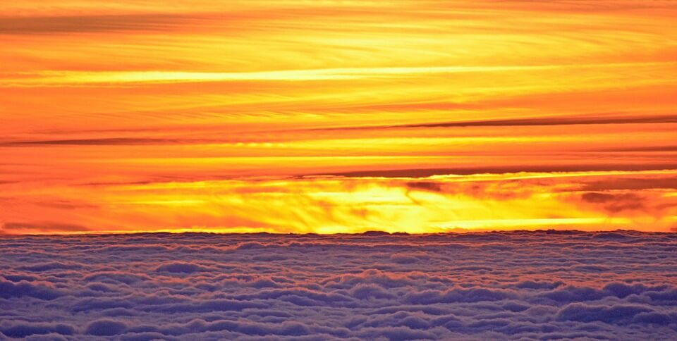 Красивые картинки заката Солнца - самые восхитительные 17