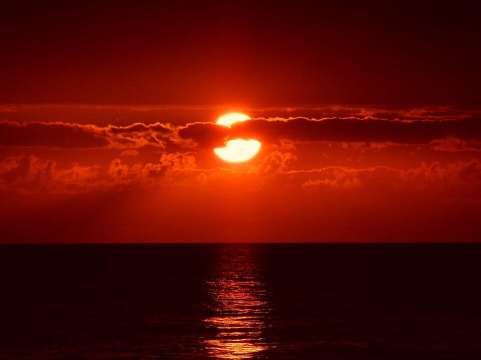 Красивые картинки заката Солнца - самые восхитительные 9