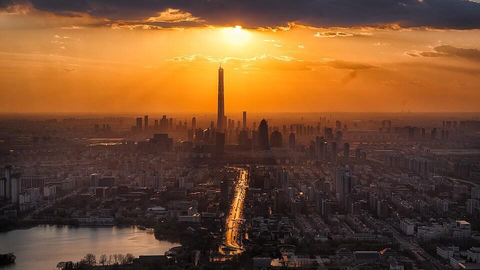 Красивые картинки заката Солнца - самые восхитительные 18