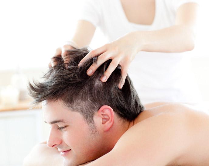 Как делать массаж головы и шеи для снятия напряжения, преимущества процедуры 1