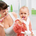 Как научить малышка правильно чистить зубы - рекомендации 1