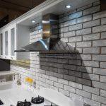 Как подготовить стены на кухне к облицовочным работам 1