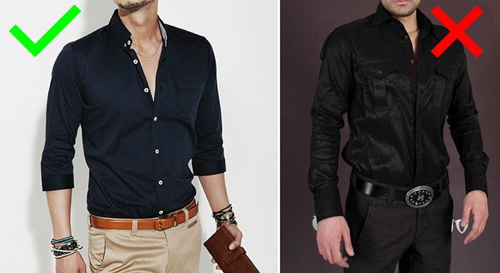 10 предметов одежды у мужчин, от которых нужно избавиться 1